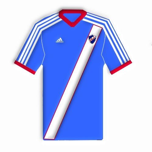 Nacional-Uruguai/Adidas