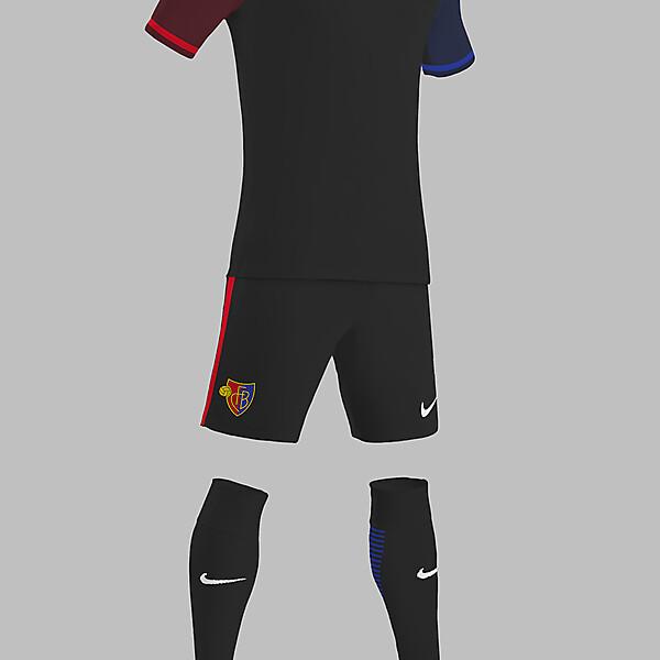 Basel x Nike