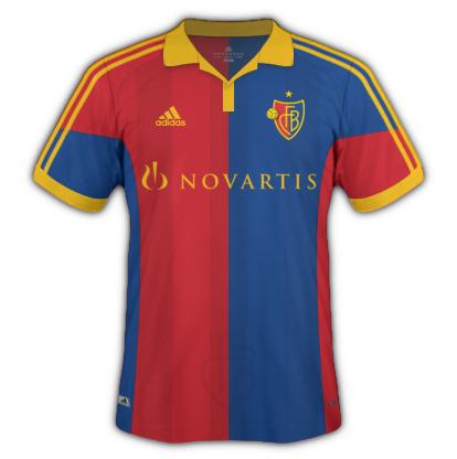 FC Basel Home Fantasy