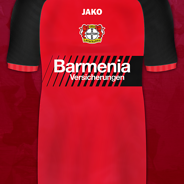 Bayer 04 Away Kit