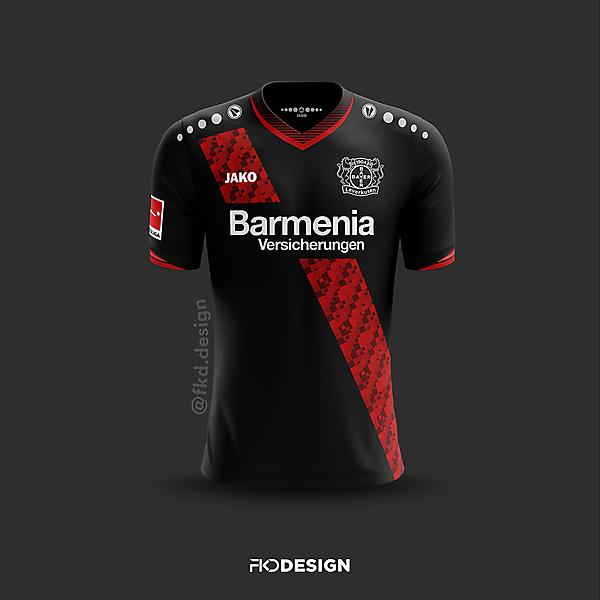 Bayer Leverkusen   Jako   Home