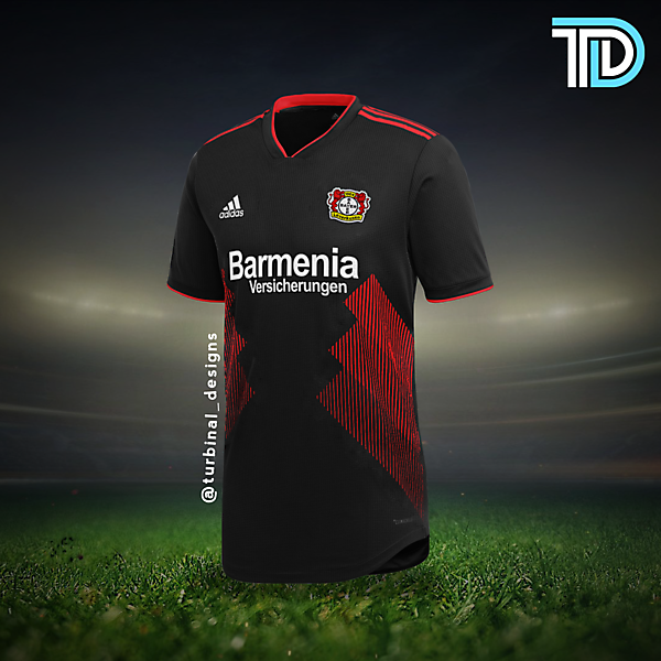 Bayer Leverkusen Adidas Home Kit