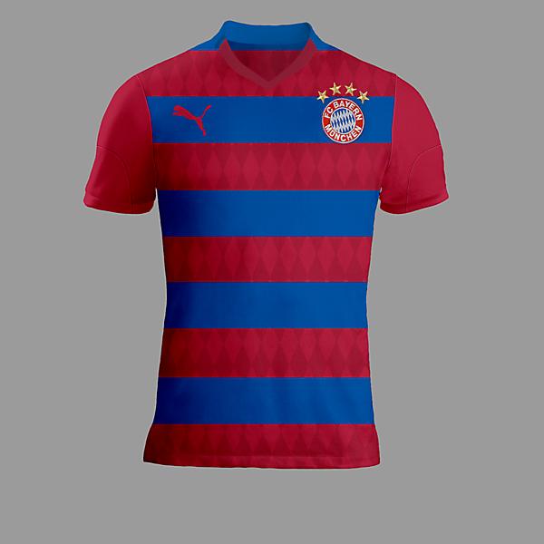 Bayern München 15-16 Home