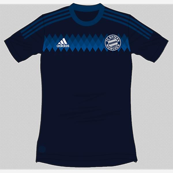 Bayern München 15-16 Third
