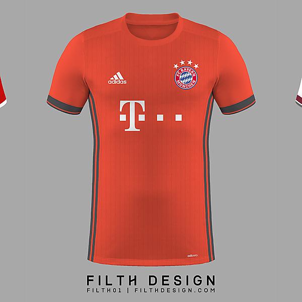 Bayern München 16/17 Possible Set