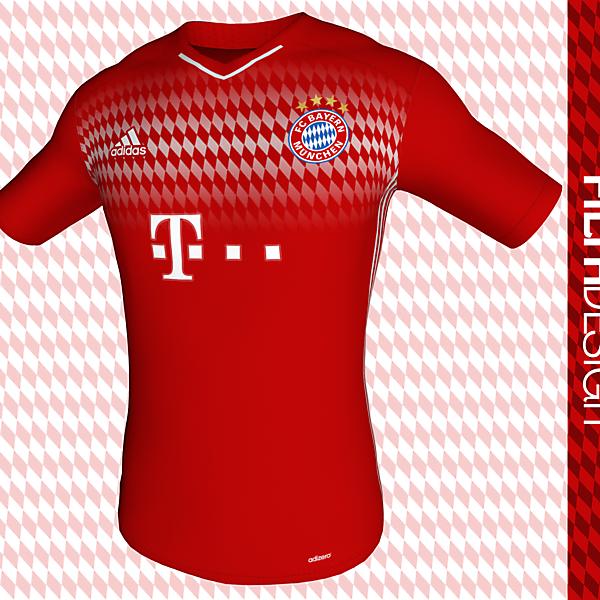 Bayern München Concept Home Kit