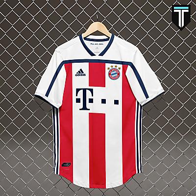 Bayern München x Adidas - Third Kit Concept