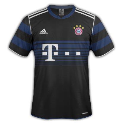 Bayern Munchen Fantasy Away 2014/2015