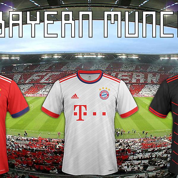 Bayern Munchen Fantasy Kit