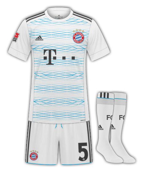 Bayern Munchen third
