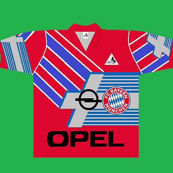 Bayern Munich-Blacky-1990