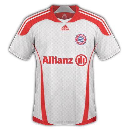 Bayern Munich Away