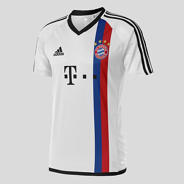 Bayern Munich Away Shirt 2018/2019