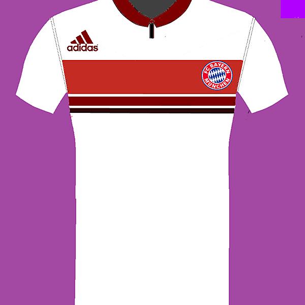 Bayern Munich fantasy away kit