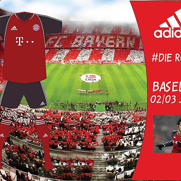 Bayern Munich Home