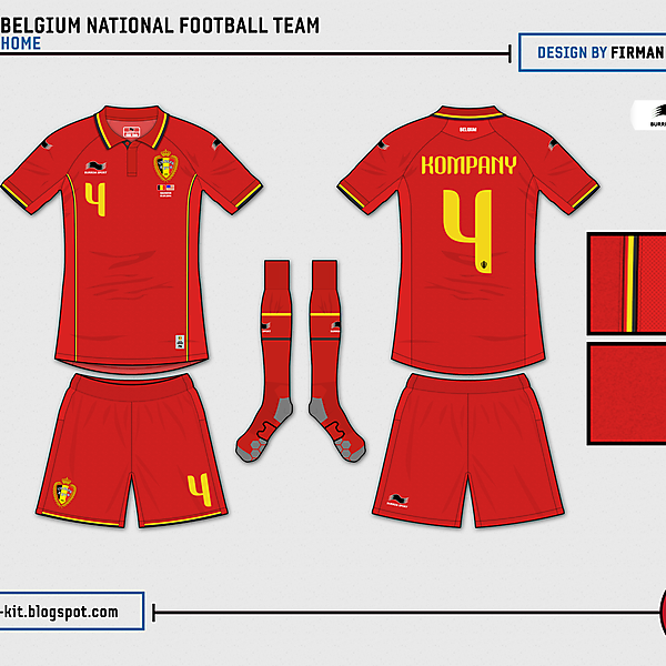 Belgium - World Cup Competition