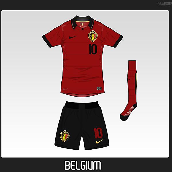 Belgium Home