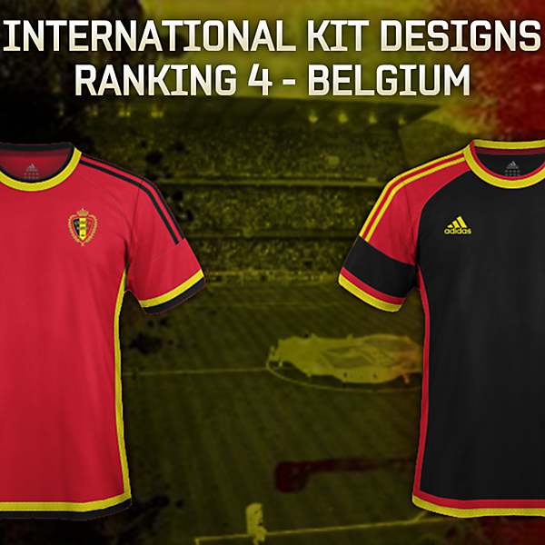 Belgium Kits