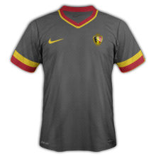 Belgium Nike Away Concept