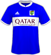 Ben-Ville FC Home Kit