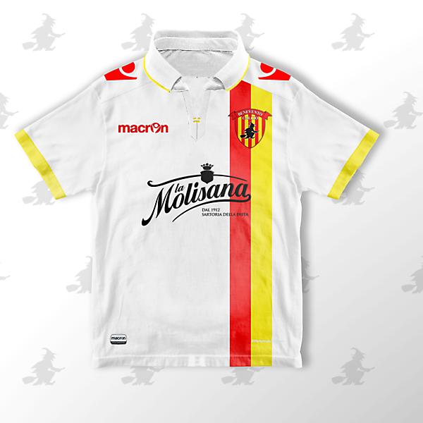 Benevento x Macron - Away