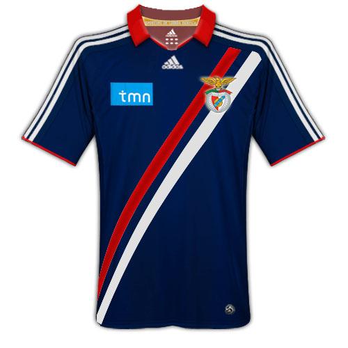Benfica 09/10 Away