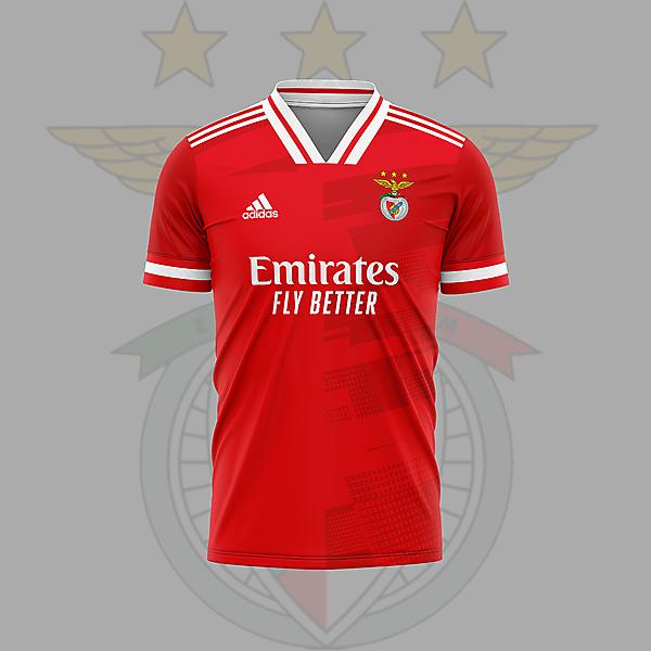 Benfica - home concpt