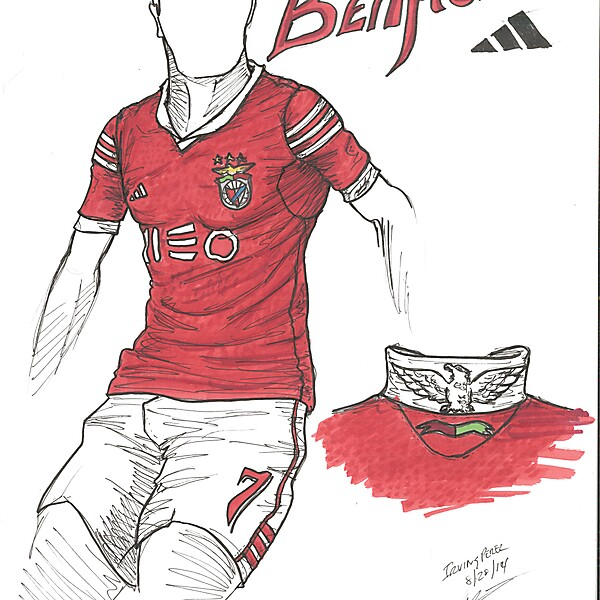 Benfica - request by @tiagolcorreia on Twitter