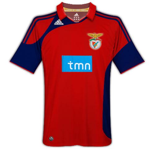 Benfica 09/10 Home