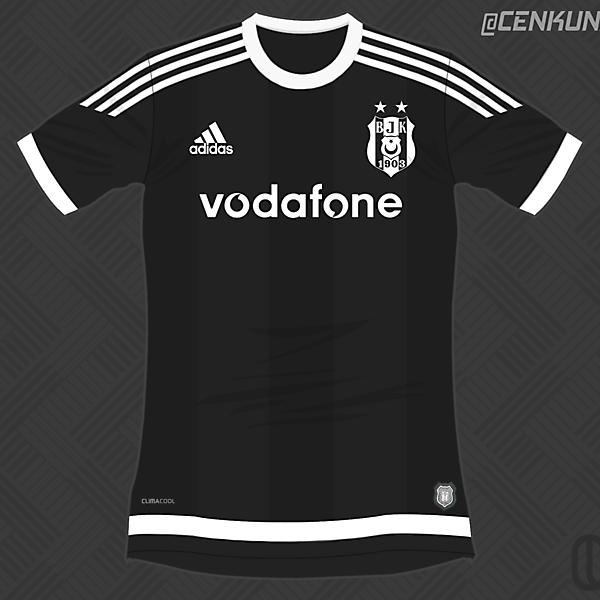 Beşiktaş 15-16 Away