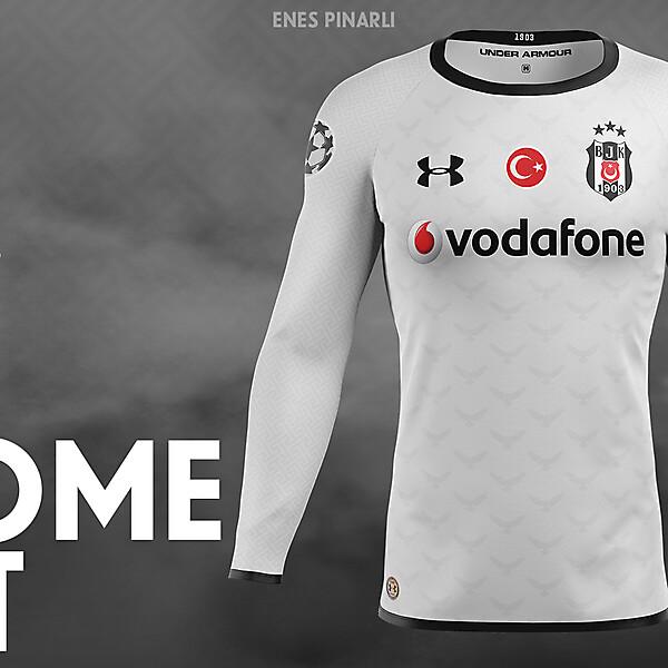 Beşiktaş & Under Aromur - Home