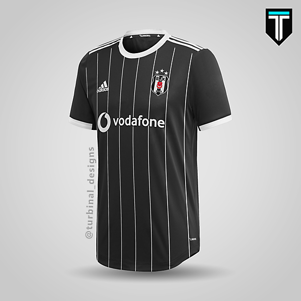 Beşiktaş JK x Adidas - Away Kit Concept