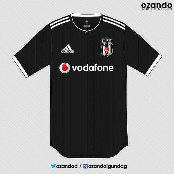 Beşiktaş x Adidas | 2019 Away