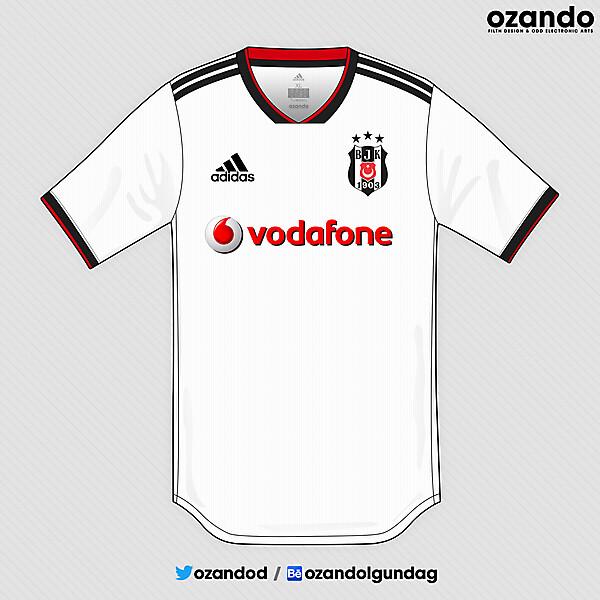 Beşiktaş x Adidas | 2019 Home