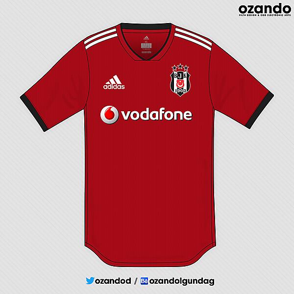 Beşiktaş x Adidas | 2019 Third