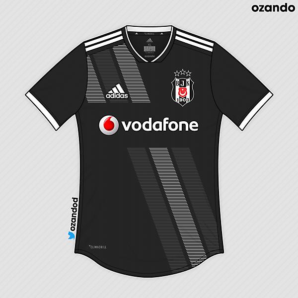 Beşiktaş x Adidas | Away
