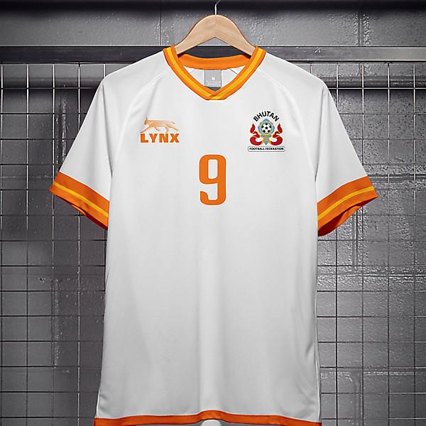 Bhutan - Away Kit