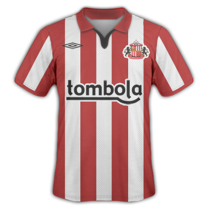 Sunderland AFC Home Fantasy Top