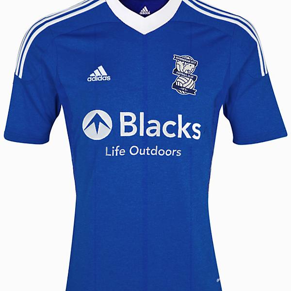 Birmingham City 13/14 Home Kit