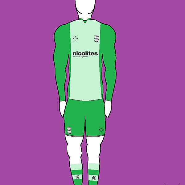 Birmingham City GK by AG Sports Co.