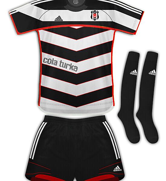 bjk fantasy kit 2009-2010