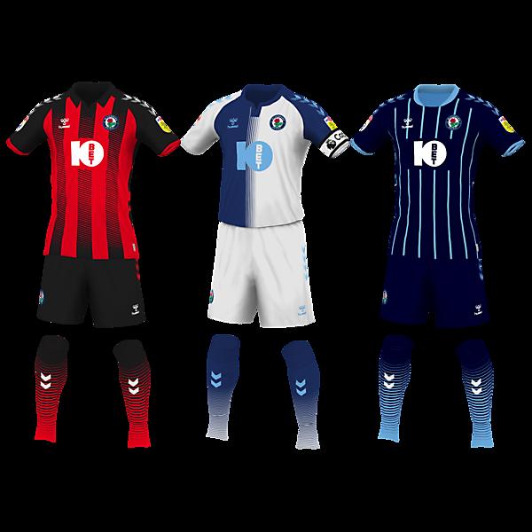 Blackburn Rovers - Hummel Concepts