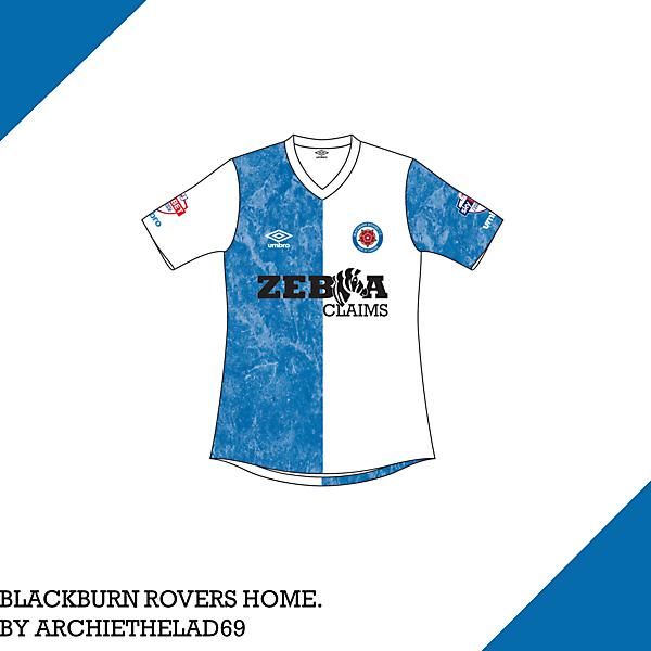 Blackburn Rovers.