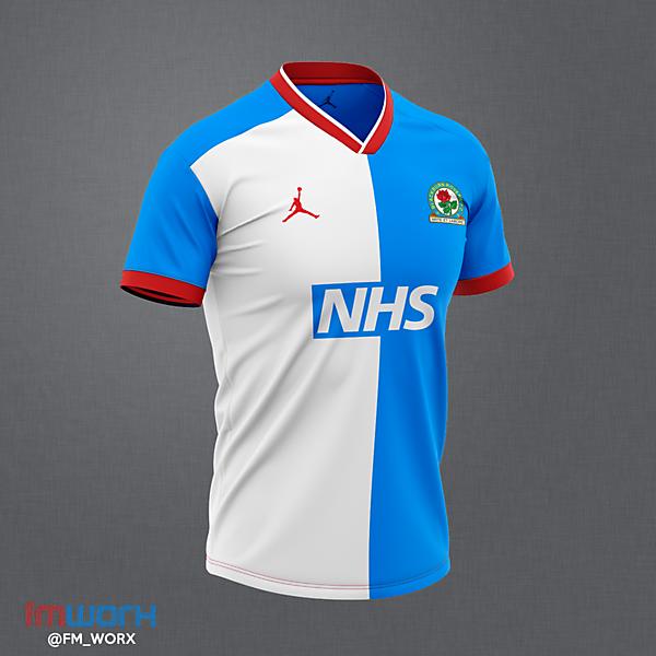 Blackburn Rovers | NHS/Jordan