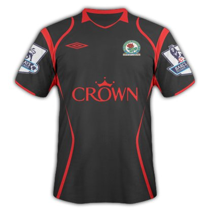 Blackburn Rovers Away Kit