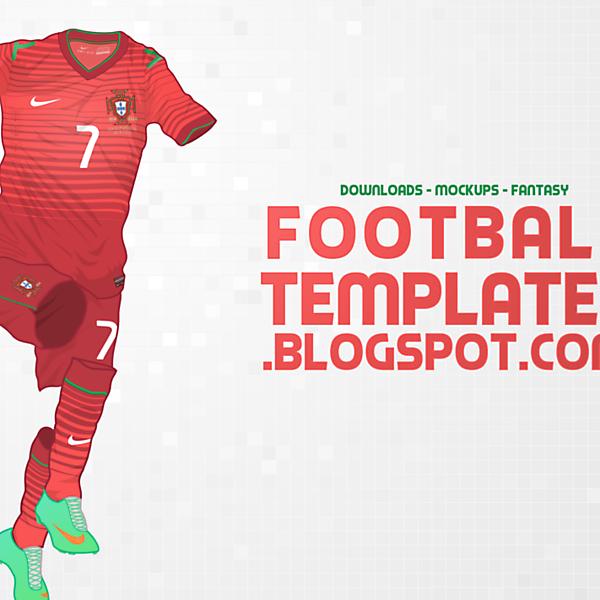 Blog + Portugal 2014 World Cup Kit : Full Kit