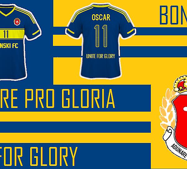 BONSKI FC kit 2012-14