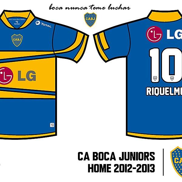 Boca Juniors Woo Fantasy Home