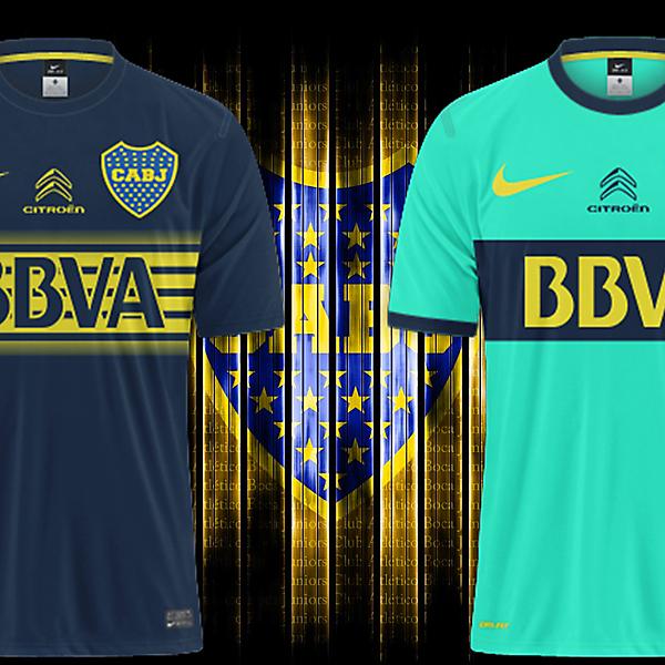 Boca Junior / Nike
