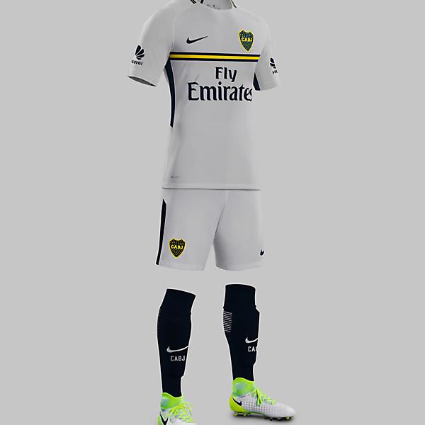 Boca Juniors   away kit
